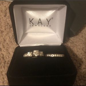 Kay Jewelers diamond rings